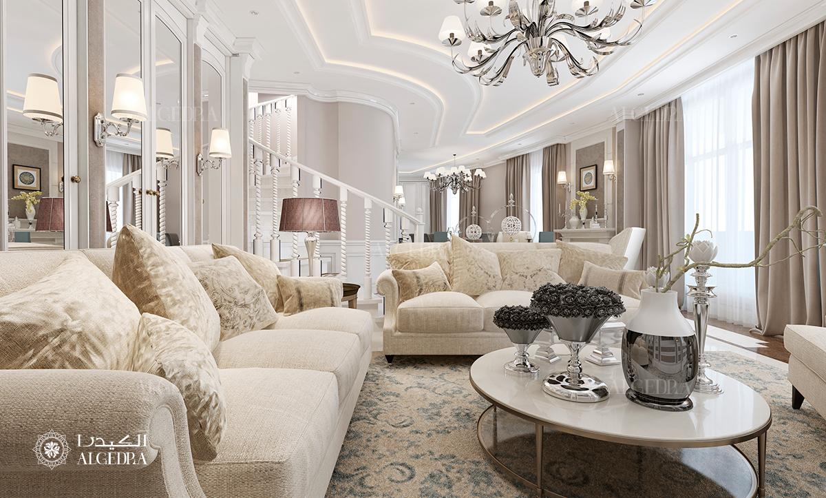 oturma odası iç tasarımı