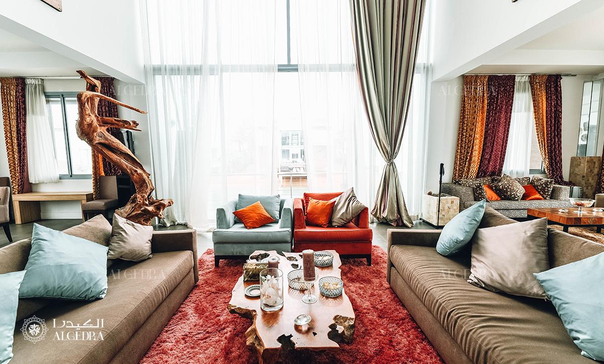 Indian style interior design