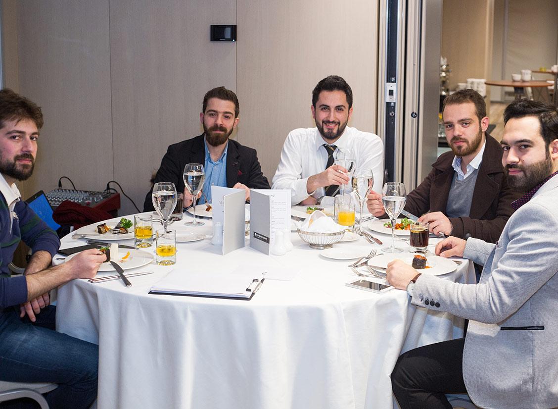 Algedra Turkey Office Group
