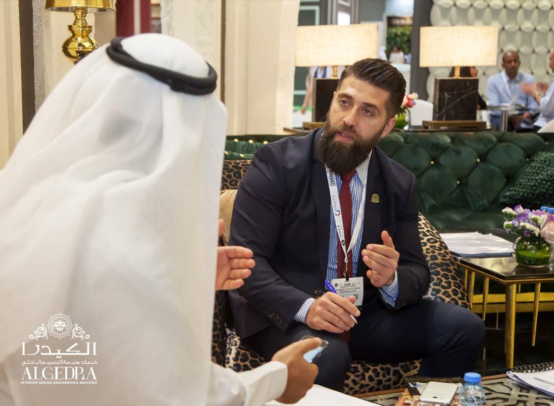 ALGEDRA index 2017 exhibition held in Dubai
